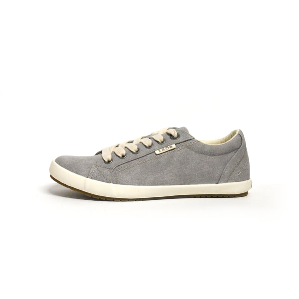Star Grey Washed Canvas