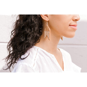Stripes Earrings - Shop Collective Goods