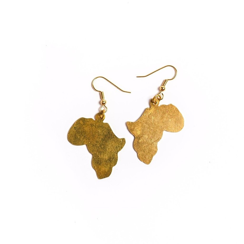 Africa Earrings - Shop Collective Goods