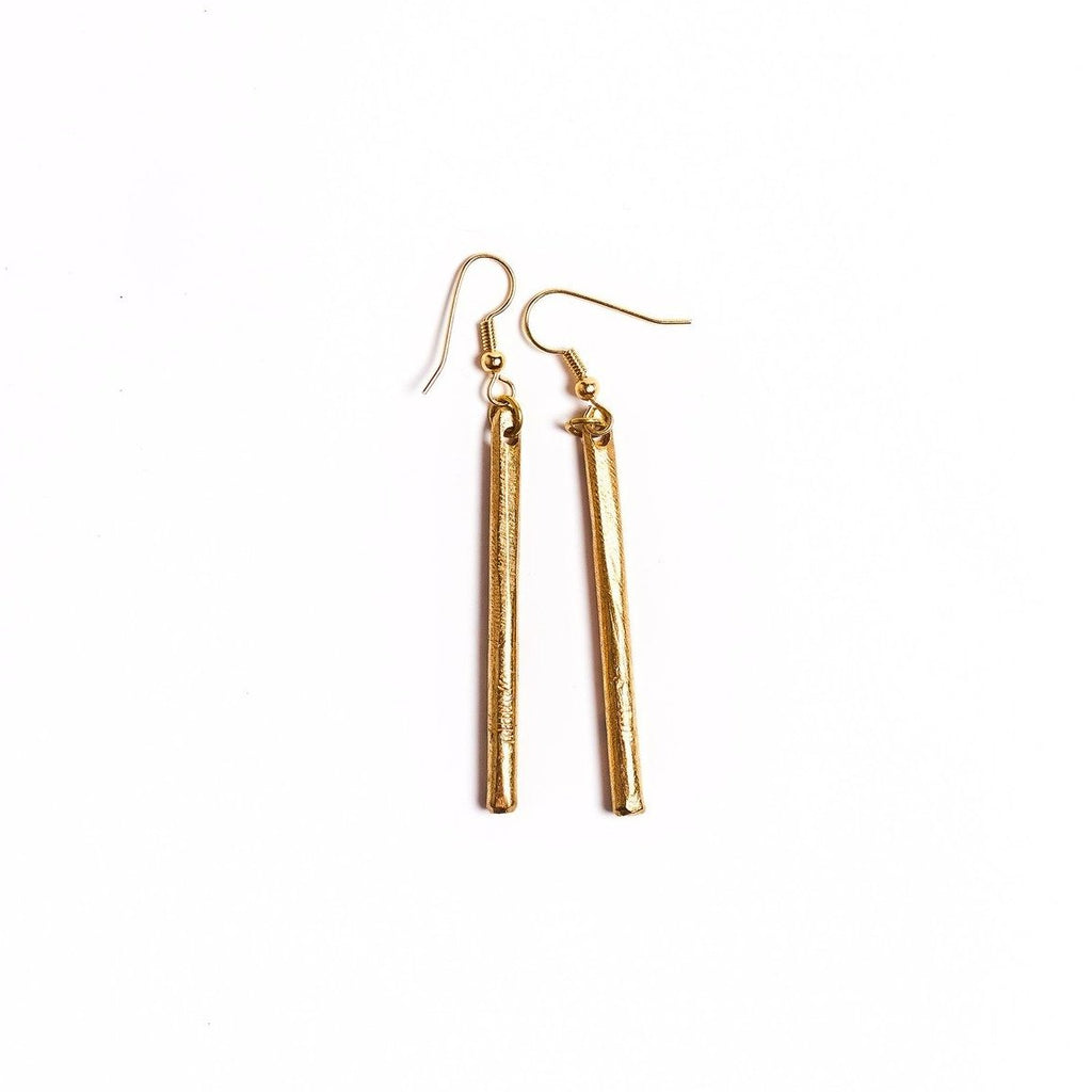 Baton Earrings - Shop Collective Goods