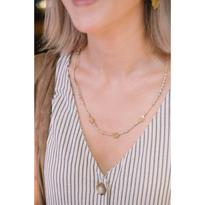Three Talent Necklace - Shop Collective Goods