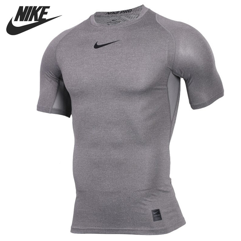 Original New Arrival 2018 NIKE AS M NP TOP SS COMP Men s T-shirts short ce4195acde21