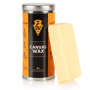 Canvas Wax