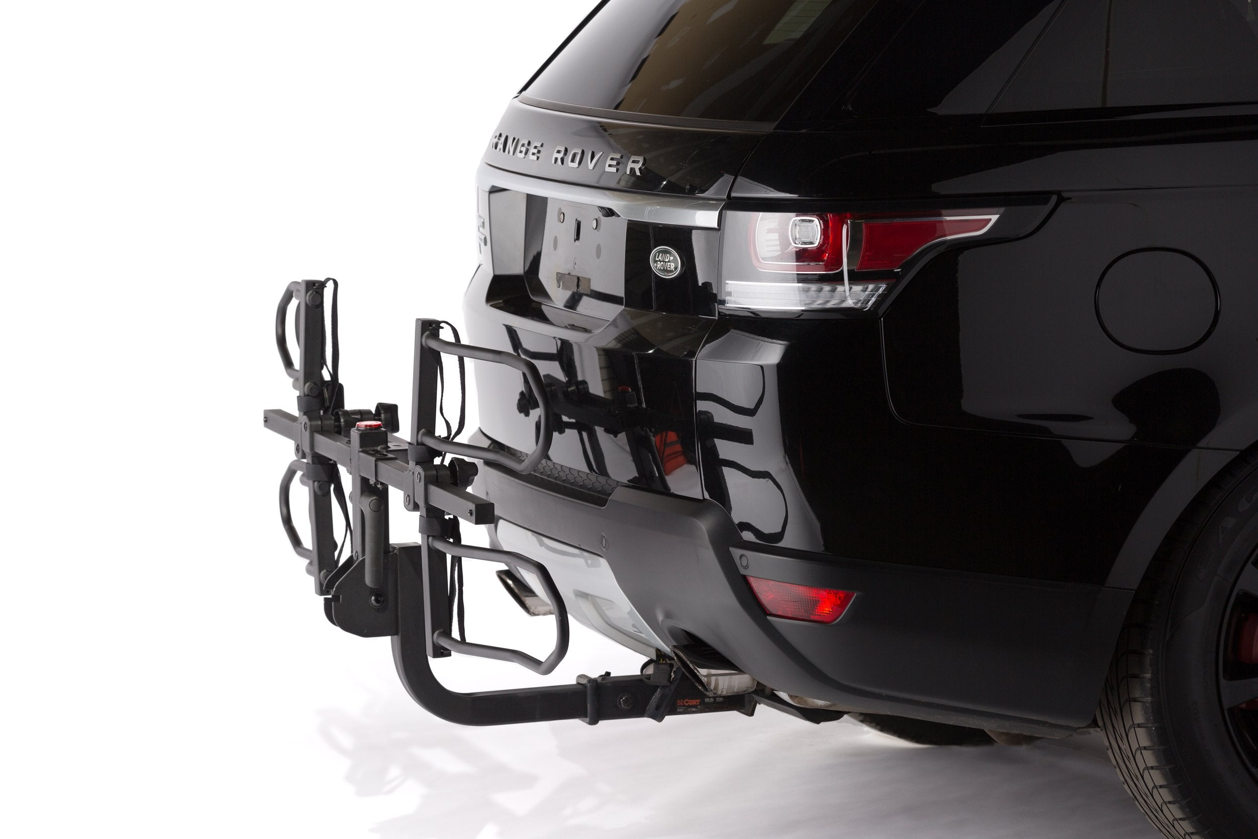 "K2 Overdrive Sports 2"" Hitch Mounted Bike Rack"