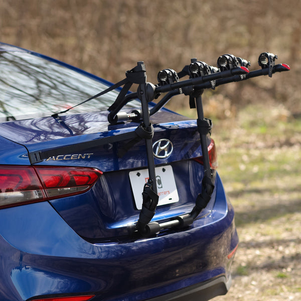 T3 Trunk Mounted Bike Rack - 3 Bike Carrier