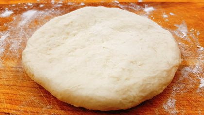 Premium Frozen Pizza Dough