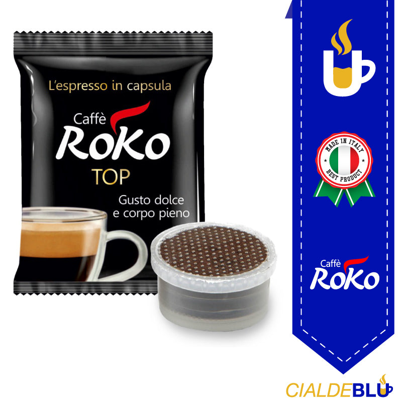 Capsule ROKO Espresso Point Top