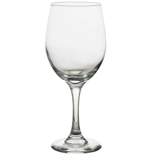 Because, Nursing wine glass