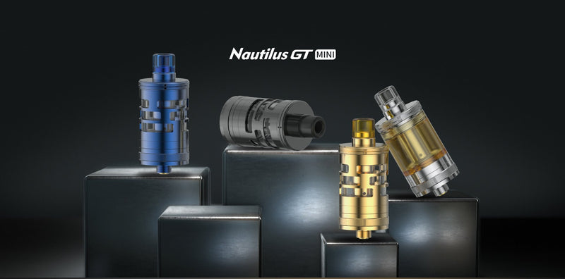 Aspire Nautilus GT Mini Mouth To Lung Tank UK
