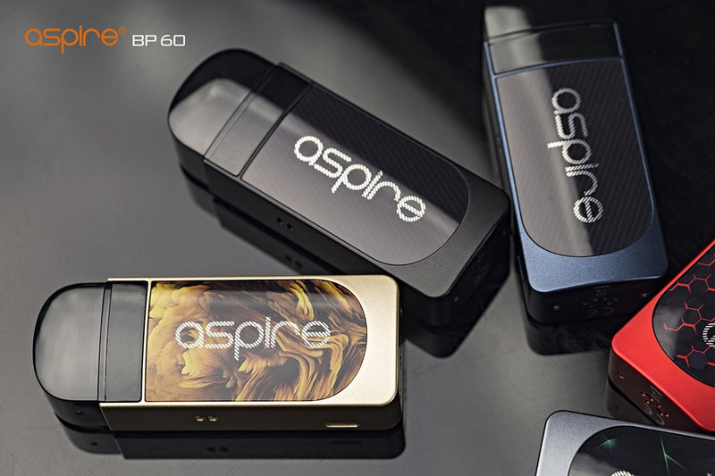 Aspire UK Vendor - BP60 60w Vape Pod Device