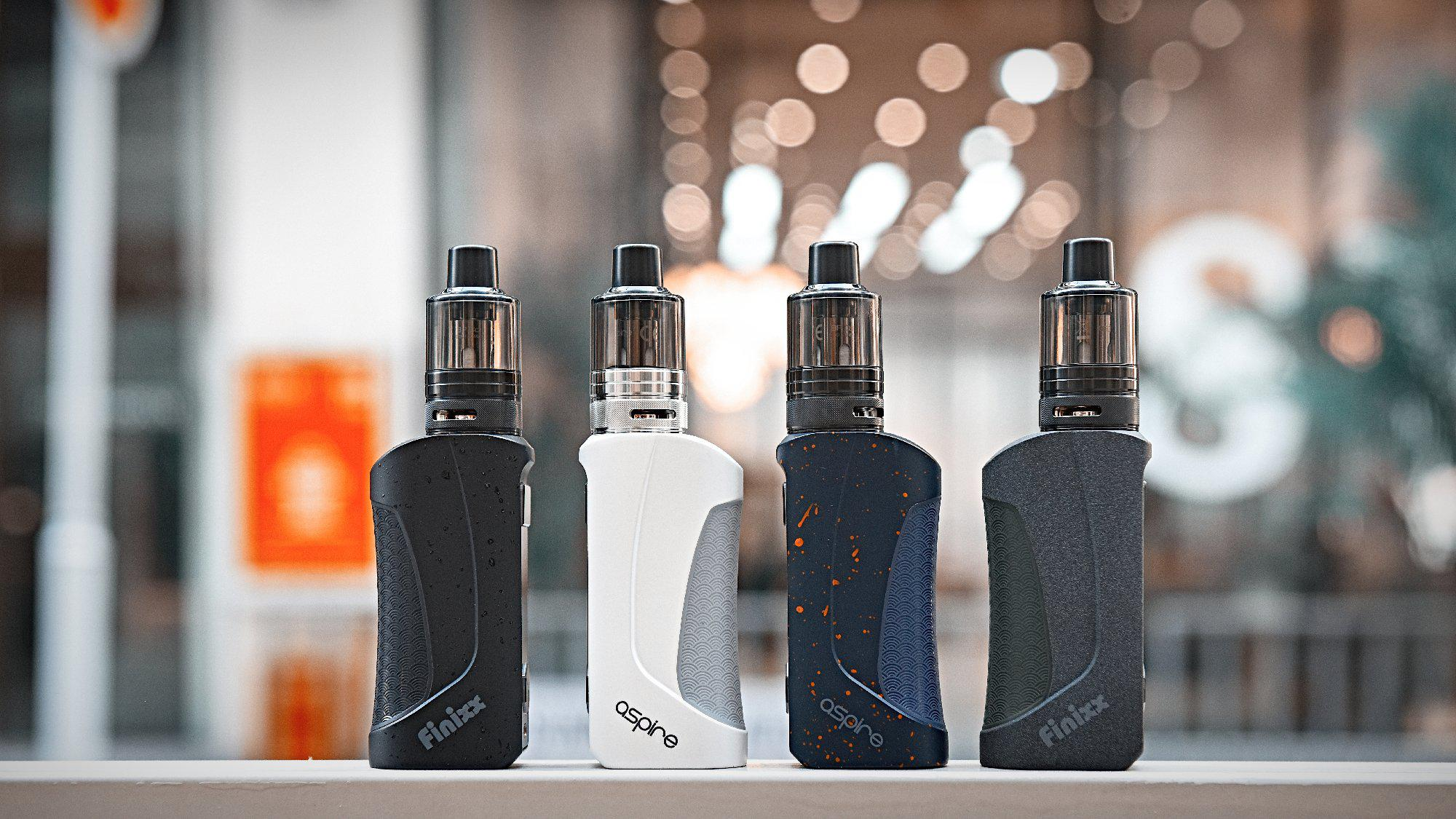 Aspire Finnix | Pod Tank Kits | Buy Vape Kits Online