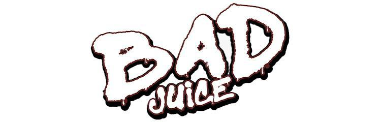 Bad Juice Vape E Liquid Logo - UK Aspire Vendor