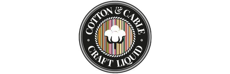 Cotton And Cable Vape E Liquid Logo