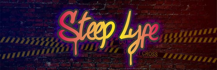 Steep Lyfe Vape Liquid Logo
