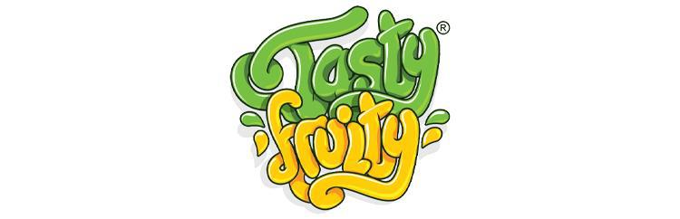 Tasty Fruity Vape E Liquid Logo