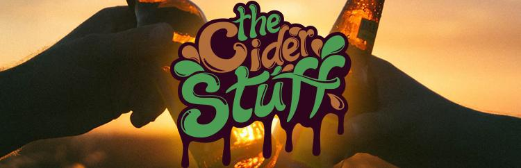 The Cider Stuff Vape E Liquid Logo