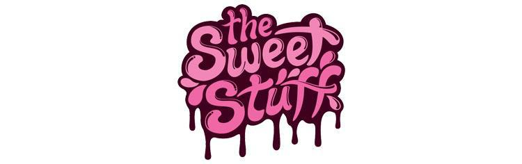 The Sweet Stuff Vape E Liquid Logo