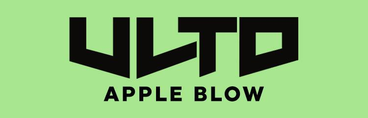 ULTD Salts Apple Blow