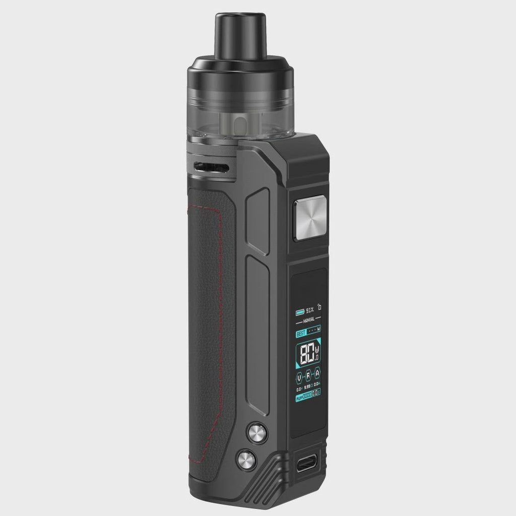 BP80 - Charcoal Black | Aspire Pod System | Buy Vape Devices Online