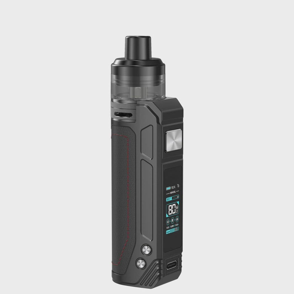 BP80 - Granite Grey | Aspire Pod System | Buy Vape Devices Online