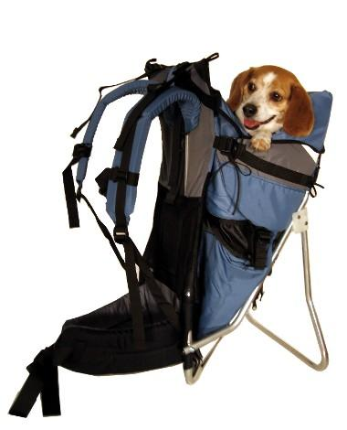 DOG PERCH BACKPACKS