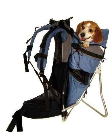 Tough Traveler Dog Perch Backpack Extra Large for big dogs