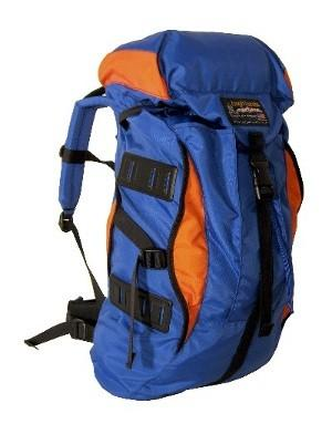 Made in USA child's hiking backpack