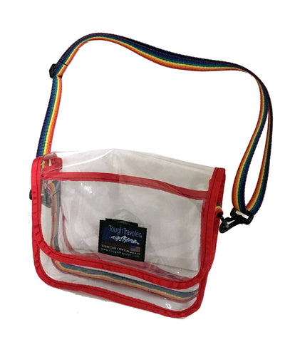 CLEAR SATCHEL