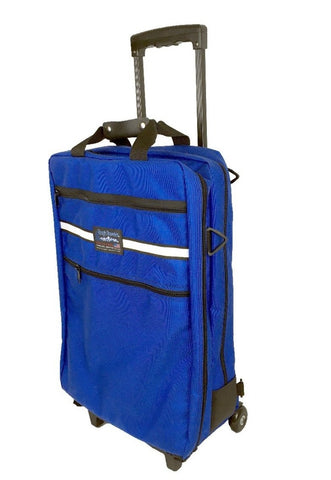 CYGNET Fully-Convertible Rolling Carry-On
