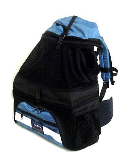 DOUBLE-DECKER Small Dog Backpack