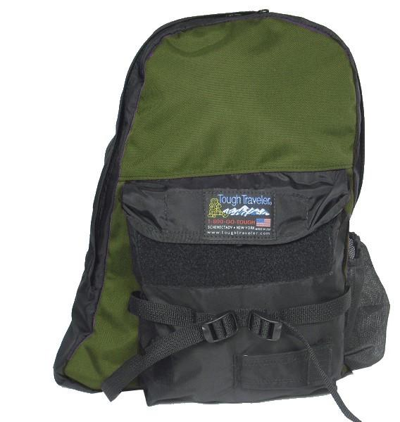 Made in USA heavy duty backpack for school
