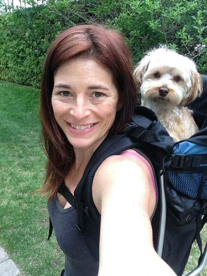 Dog carrier backpack 20 lbs