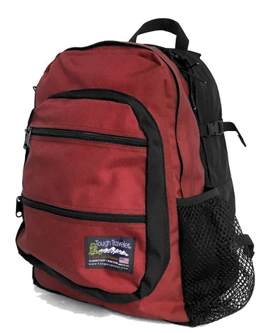 Tough Traveler | Made in USA | T-DOUBLE CAY Backpack