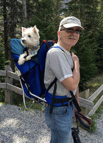 PALMINO DOG PERCH BACKPACK (STANDARD)