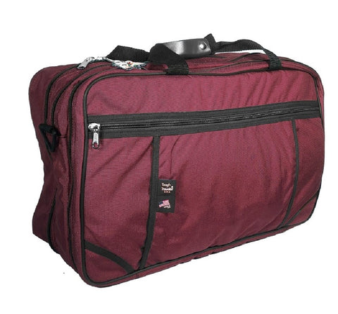 TRI-ZIP One-Bag Carry-On