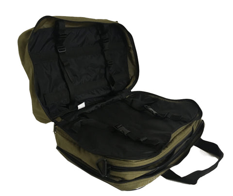 TRI-ZIP Convertible Carry-On