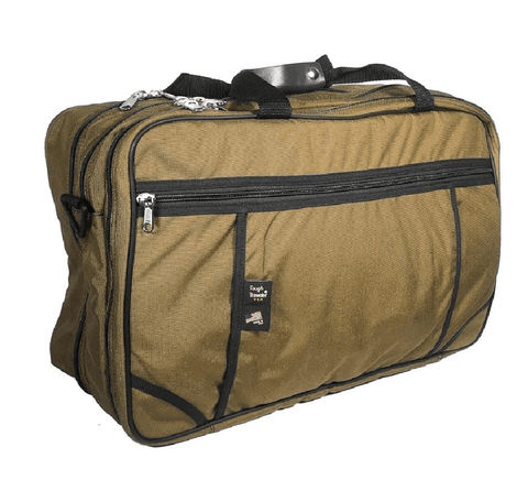 TRI-ZIP Deluxe Carry-On