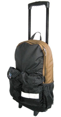 WHEELED TWINNER Rolling Backpack
