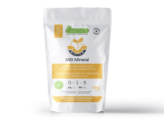 Carence - Mix Mineral 0-1-5