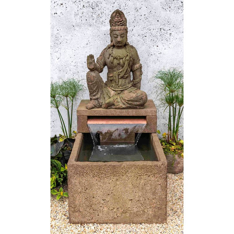 Fontaine Antique Quan Yin