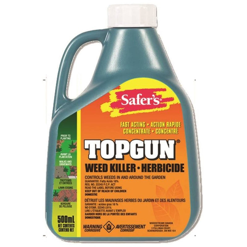 Safer's - TopGun Weed killer - Herbicide