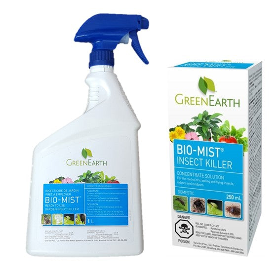 Green Earth - Insecticide Bio-Mist