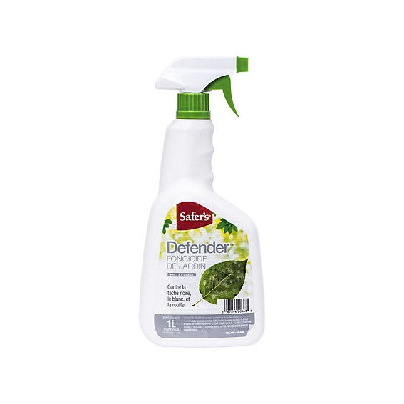 Safer's - Fongicide Defender de jardin