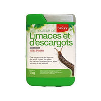 Safer's - Insecticide destructeur de limaces et d'escargots