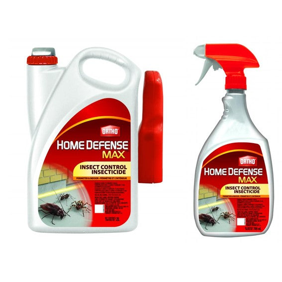 Ortho - Insecticide pour fourmis Home Defense Max