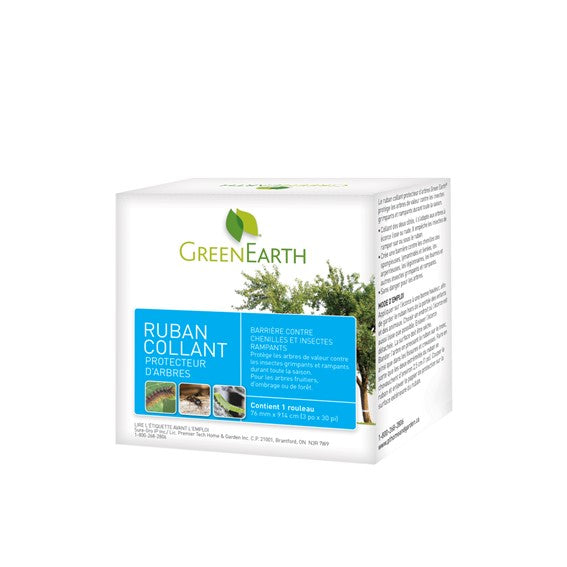 Green Earth - Ruban collant