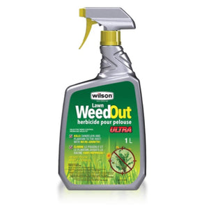 Weed Out - Wilson herbicide pour pelouse