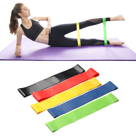 Widerstandsband-Set Fitnessband für Sport Training Yoga Kraft Fitness Pilates