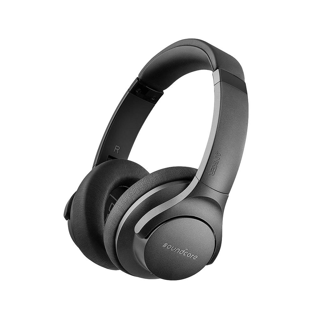 Anker Soundcore Life 2 Bluetooth Kopfhörer Active Noise Cancelling Wireless mit Hi-Res Audio BassUp