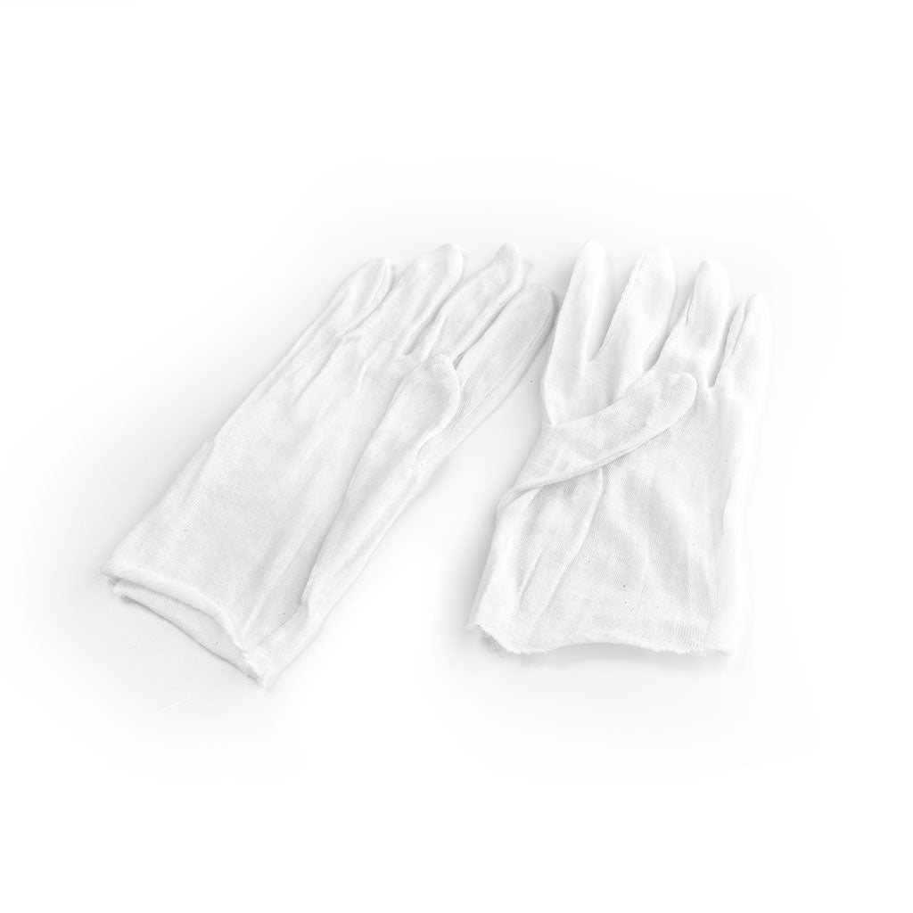 Cotton Gloves (12 Pack)